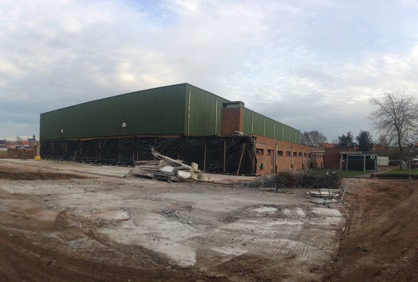 Sportcomplex Den Draver – Zwijndrecht