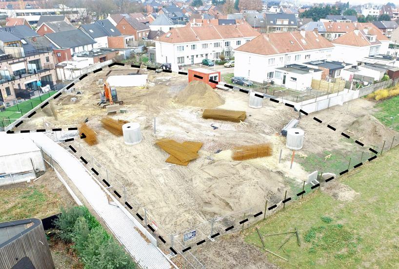 Inbreidingsproject Breevenstraat