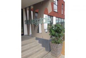 woonzorgcentrum sauvegarde Ruisbroek - inkom