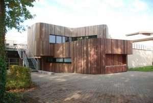 architect, bornem,uitbreiding sportcomplex breeven bornem