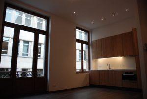 studios rue lebeau brussel kleine zavel
