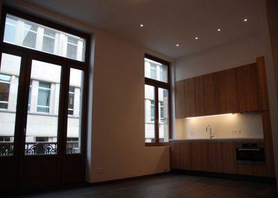 Rue Lebeau studio's