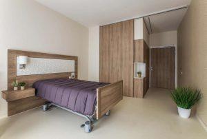 woonzorgcentrum sauvegarde Ruisbroek - hotelkamer