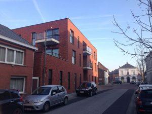 assistentiewoningen Ruisbroek-voorgevel