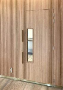 studio klein brabant - zaal de club bornem - interieur