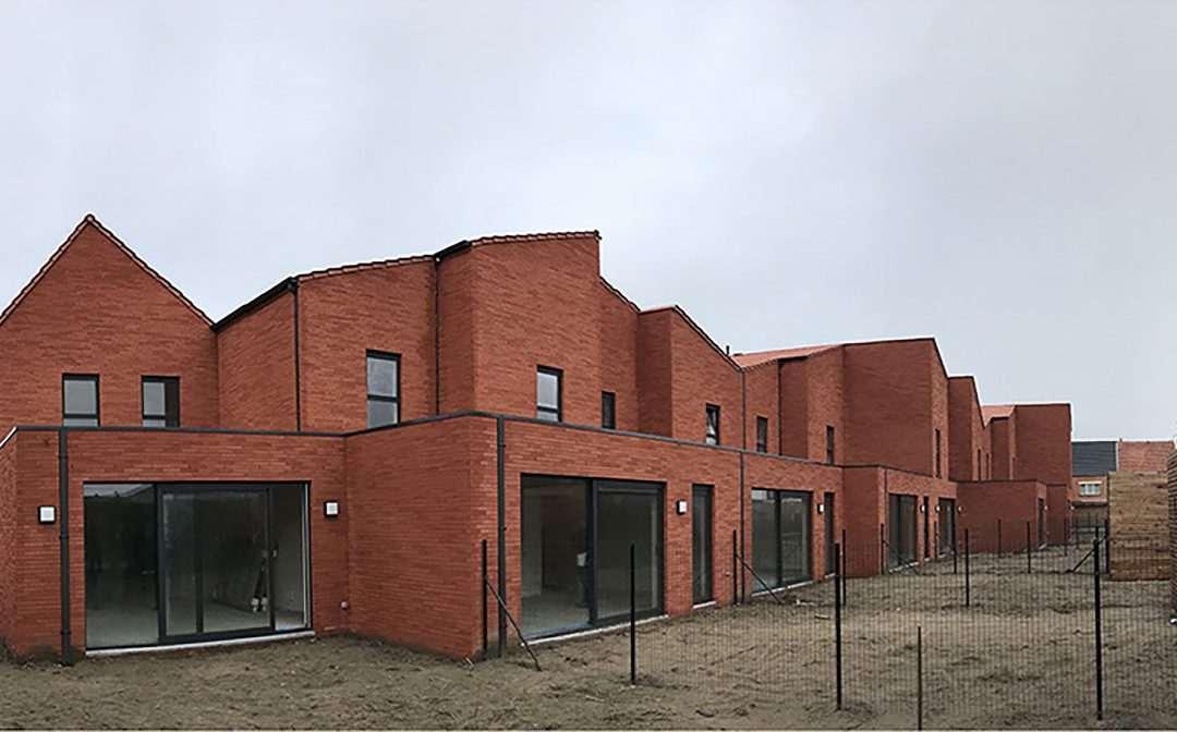 Sociaal woningproject Vincetstraat opgeleverd.