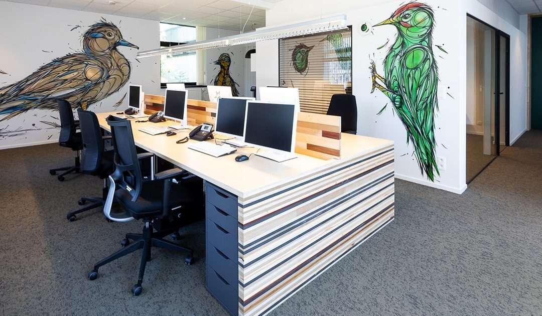 Recyclage op de werkplek?