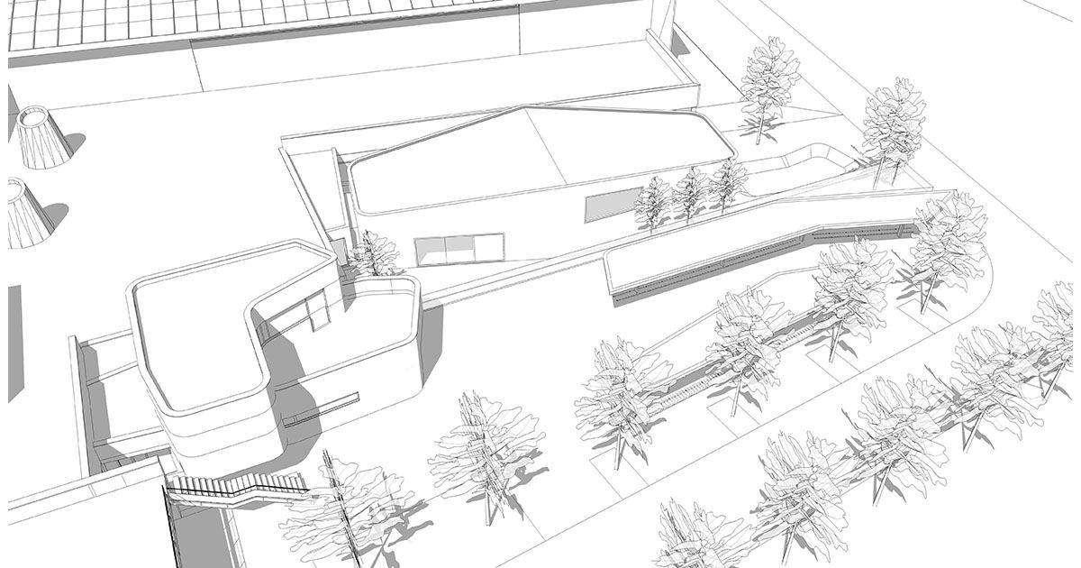 sportinfrastructuur, architect, bornem