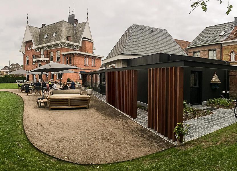Opening van Het Bijhuis, Bornem.
